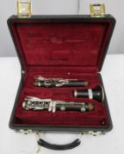 Buffet Crampon clarinet with case. Serial number: 466535.
