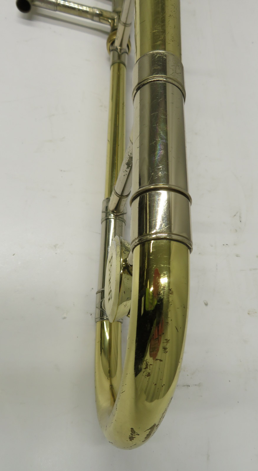 Lot 48 - Bach Stradivarius model 36 trombone with case. Serial number: 17441.