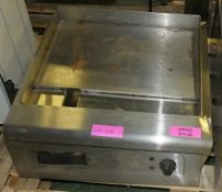 Burco BCO CTGD01 Griddle - Spares or repair.