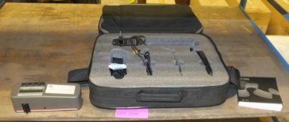 Techkon R 410e 844 unit in transit case