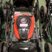 Lawnmaster KCL18SP Petrol Lawnmower.