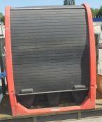 2 Drum Hardcover & Spill pallet L 1460 x W 930 x H 1800mm