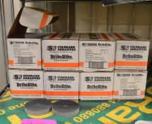 8x Boxes Standard Abrasives 700 Series Wheels.