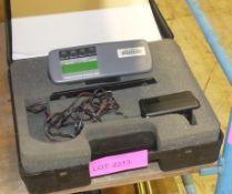 Techkon R 410e SB unit in transit case