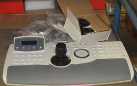 Honeywell HJC 5000 joystick control panel