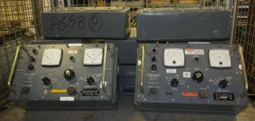 5x CT558 Thyristor Test Set Units
