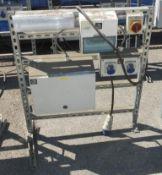 240V Free standing junction power box