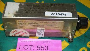 RLC AT-201-SR Variable Attenuator Unit