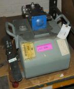 Tangye Hydra-Pak TwoSpeed Hand Pump Unit