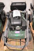Lawnmaster Petrol Lawnmower.