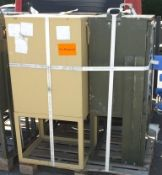 3x Lewden Type LAPDS Distribution Boxes 400v 3 Phases