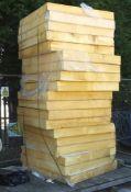 19x Insulation panels - 1200 x 1200 x 140
