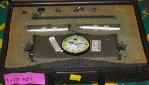 Chatillon DPPH50 Push / Pull Gauge with Case