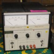 Farnell L30-5 stabilised power supply 30V