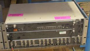Digital microwave corporation Spectrum II 16xE1 IDU panel