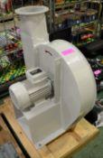 Testfuchs KRP1-403-2-2 2.2kW 500mm Centrifugal Fan.