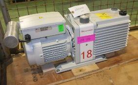 Edwards 2 stage 18 vacuum pump - E2M 18