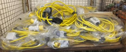 25x Festoon String Cable Lighting assembly