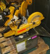 2x Wacker BTS 11 Saws Petrol - For Spares or Repair.