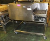 Lincoln Impinger Auto Feed Oven 240v L1430 x W1000 x H1070mm.