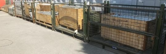 Portable Floormakers - Various Aluminium Edging panels / strips - STILLAGES NOT INCLUDED