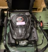 Lawnmaster KCL18S Petrol Lawnmower.