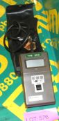 Martindale residual current circuit breaker tester TTT-001/240