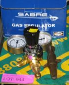 Sabre Gas Regulator