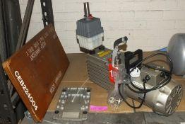 Edwards E2M-18 Vacuum Pump Unit