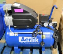 Aerlik 50L Air Compressor.