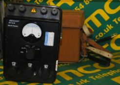 Megger ET3 / 2 Earth tester with carry case