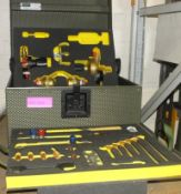 Murex Gas Welding Kit In A Metal Case Incomplete