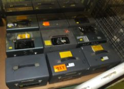 12x Negretti+Zambra Pressure Transmitter Test Units