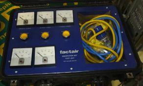 Factair Generator Set Test Unit - TKTP 6625-99-765-6951