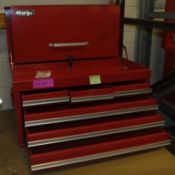 Clarke 6 Drawer Drop Front Tool Chest