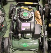 Lawnmaster XYM168-2 Petrol Lawnmower.