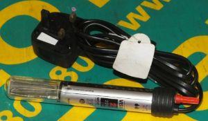 Visi-Therm 25w Aquarium Heater Unit