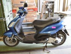 Piaggio Fly 125cc Scooter - 2008, Automatic