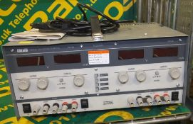 Thurlby Thandar PL320QMD Quad Mode Dual power Supply Unit 32V-2A