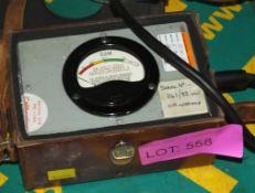 Varley D5M 24V Volt Tester with Case