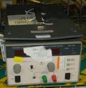 Thurlby Thandar TSX3510 Precision DC PSU 35V-10A - missing buttons