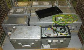11x Richmond AC Frequency + Power Test Units