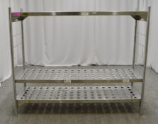 Barlett 3 tier racking 1800mm W x 600mm D x 1500mm H