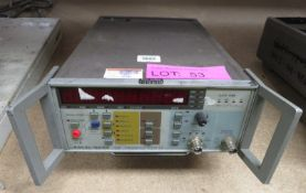 Racal Dana 1998 frequency counter