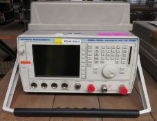 Marconi 6200B microwave test set 10MHz - 20GHz