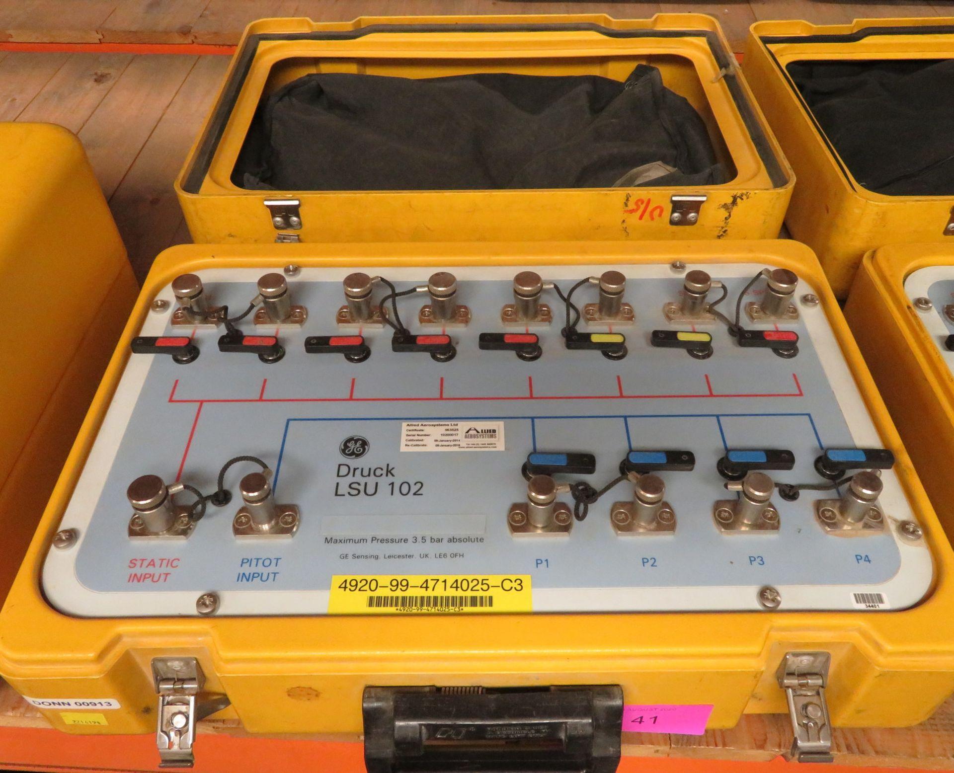 Lot 41 - Druck LSU 102 switching unit