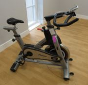 Impulse Model: PS300D Spin Bike With Digital Console. Adjustable Seat & Handle Bars.