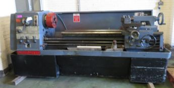 Colchester Mascot Lathe - Gap bed - serial 7/0004/0248