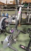 Keiser M3 Spinning Bike - Display module does NOT power up