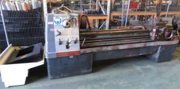 Colchester Mascot Lathe - Gap bed - serial 7/0006/09848